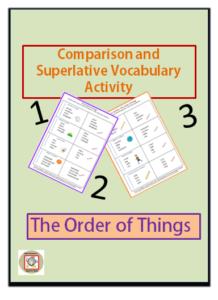 order of things pin