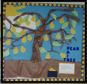 pear tree2016