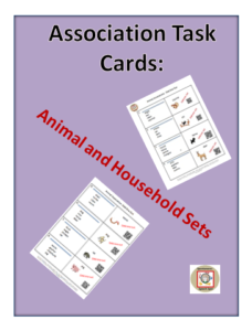 cover Association cards